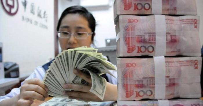 تراجع احتياطي النقد الأجنبي في الصين إلى 3.1 تريليون دولار