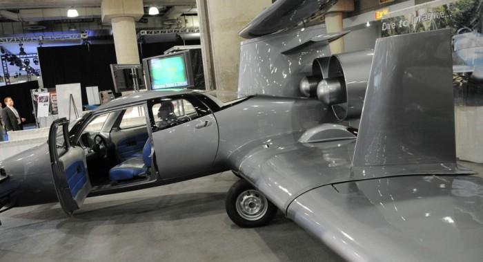 روسيا تتجه لإنتاج أول سيارة طائرة
