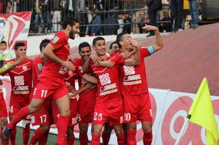 شباب بلوزداد ينفرد بصدارة الدوري الجزائري