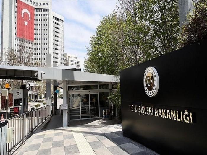 """تركيا تستدعي القائم بالأعمال الأمريكي بسبب """"إعجاب بتغريدة"""" في تويتر"""