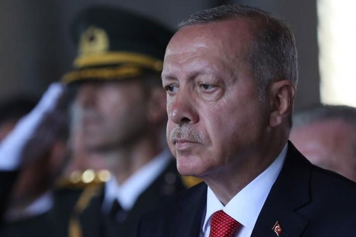 """الإجراءات الأمريكية بشأن """"المنطقة الآمنة"""" تُغضب أردوغان"""