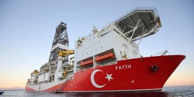 سفينة تركية ثانية تبدأ البحث عن النفط قبالة قبرص