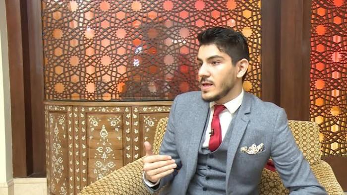 أمجد طه يطالب الشعوب العربية بالوقوف مع العراق ضد الإرهاب الإيراني