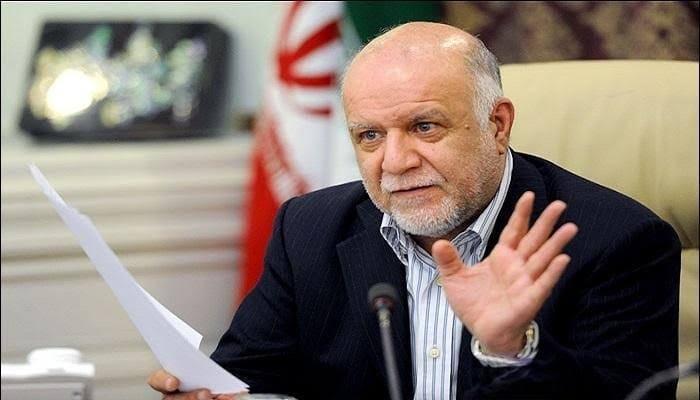 وزير النفط الإيراني: القوبات الأمريكية أدت إلي تراجع قطاع النفط بالبلاد