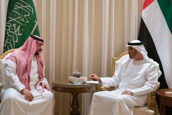 """التنسيق السعودي - الإماراتي.. صفعة """"سياسية"""" على وجه إخوان الشرعية"""