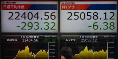 """مؤشر """"نيكي"""" يرتفع 1 % بفعل تفاؤلات إنهاء الحرب التجارية"""