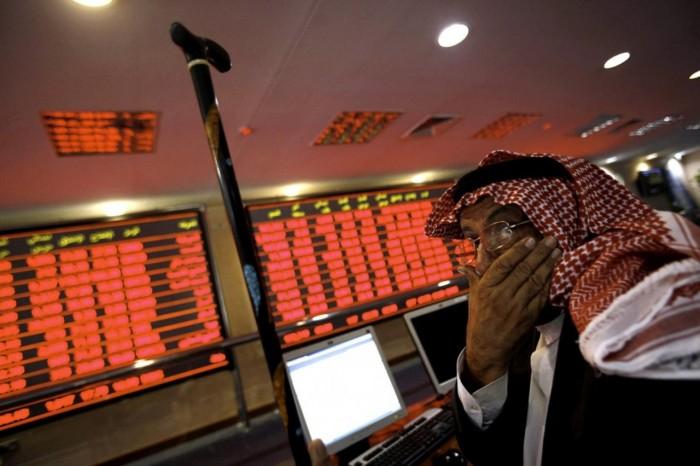 البورصة السعودية تغلق على تراجع بـ 45 نقطة