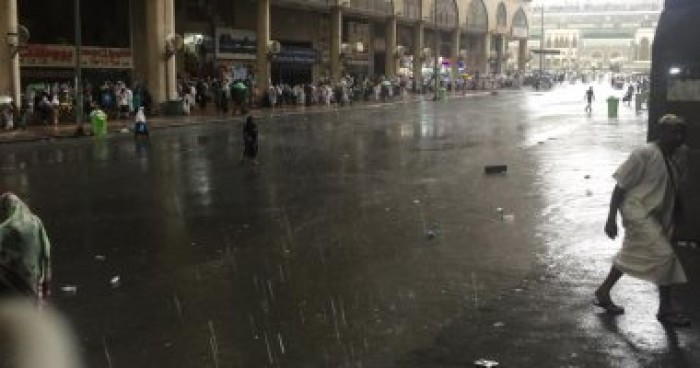 السعودية تشهد طقس غير مستقر وهطول أمطار رعدية