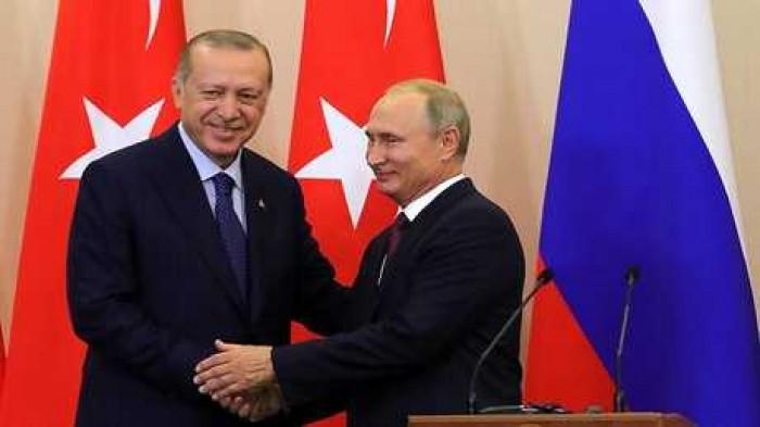 أردوغان يكشف لبوتين عن بدء العملية العسكرية شمال شرق سوريا