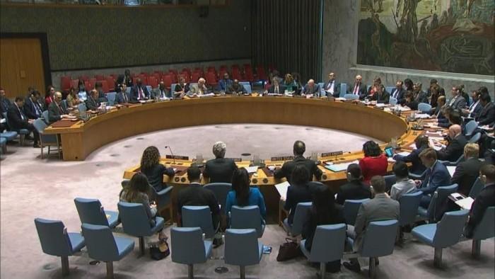 رئيس مجلس الأمن الدولي يطالب تركيا بحماية المدنيين في سوريا