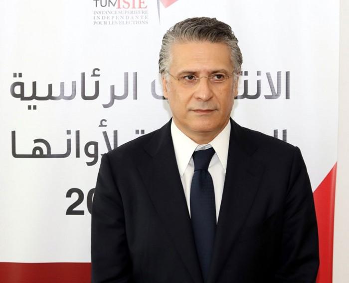 عاجل.. إطلاق سراح المرشح الرئاسي التونسي نبيل القروي