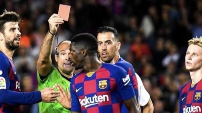 الدوري الإسباني: ديمبيلي يغيب عن الكلاسيكو وبرشلونة يستأنف