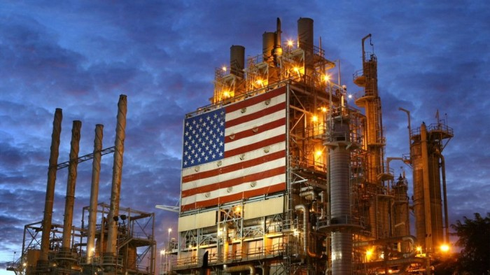 شحنات النفط الأمريكية تسجل رقم قياسي بنحو 1.8 مليون برميل يومياً