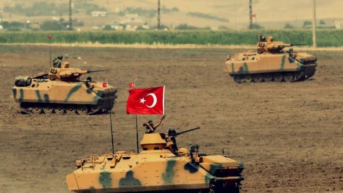 وزارة الدفاع التركية: استهدفنا 181 موقعًا لقوات سوريا الديمقراطية