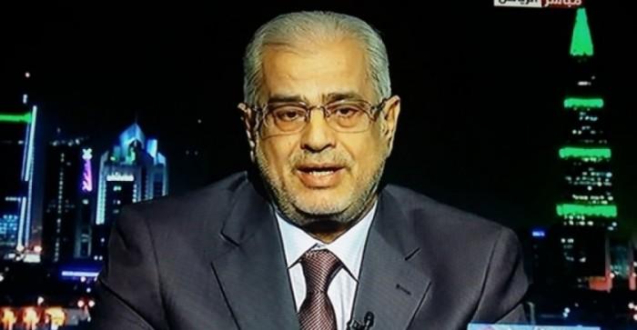 لقور مهاجما إخوان الشرعية: هزيمتهم أقرب مما نتصور