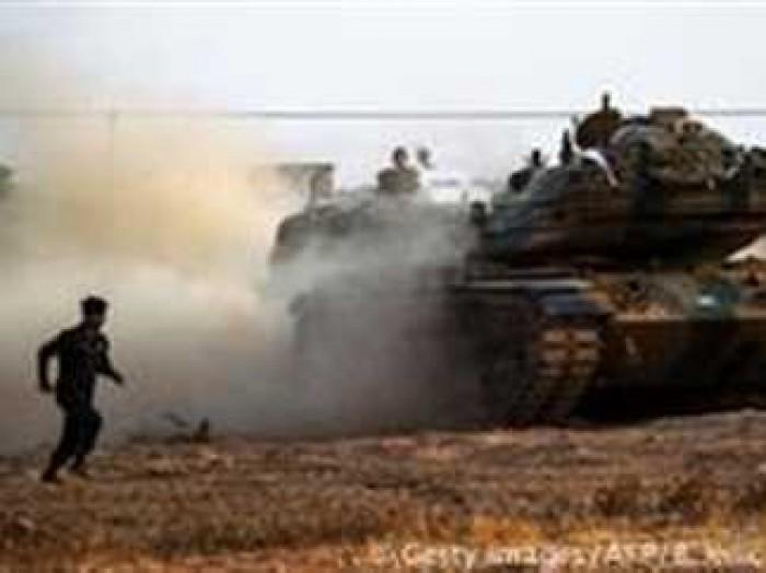 ألمانيا تدعو تركيا إلى وقف عمليتها فورا في سوريا