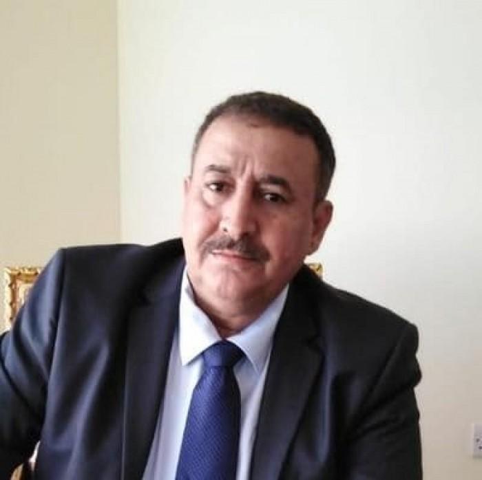 الربيزي يطالب منظمات حقوق الإنسان بإدانة جريمة اختطاف جمال شنيتر (صورة)