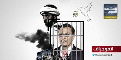 جمال شنيتر.. إعلامي جنوبي مختطف لدى مليشيات الإخوان (إنفوجراف)