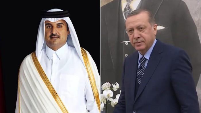 قطر تعلن دعمها لتركيا في العمليات العسكرية في سوريا
