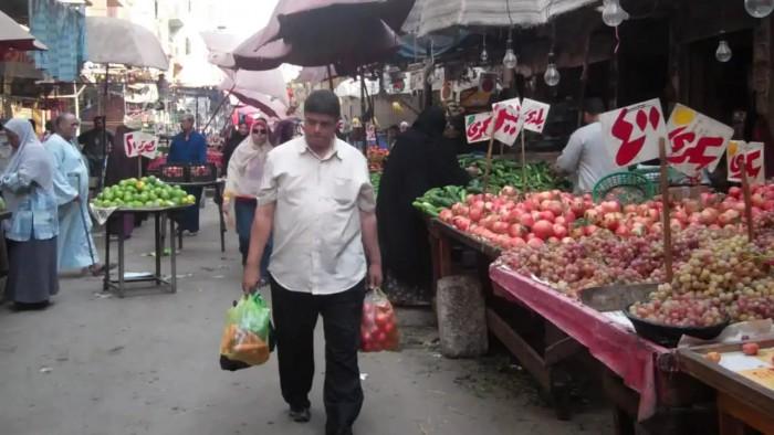 مؤشر التضخم في مصر ينخفض بنحو 4.8٪