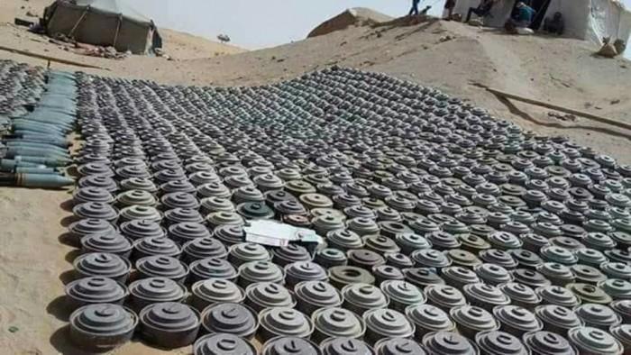 """""""ألغام الموت"""" الحوثية.. خطر فتاك تزرعه المليشيات وتستأصه السعودية"""
