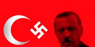 """هاشتاج """"أردوغان مجرم حرب"""" يتصدر ترندات تويتر بـ 61 آلف تغريدة"""