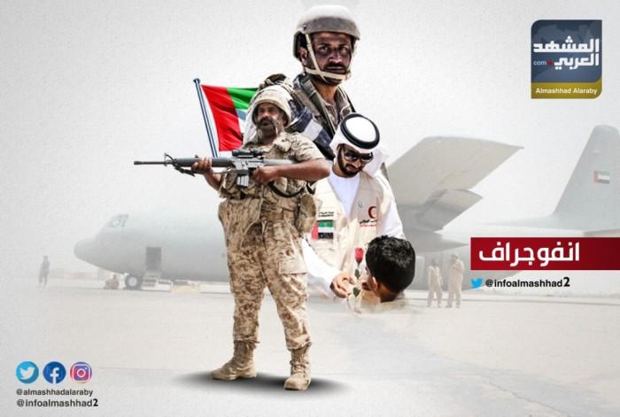 9 حقائق إماراتية لن تمحوها أكاذيب الإخوان (انفوجرافيك)
