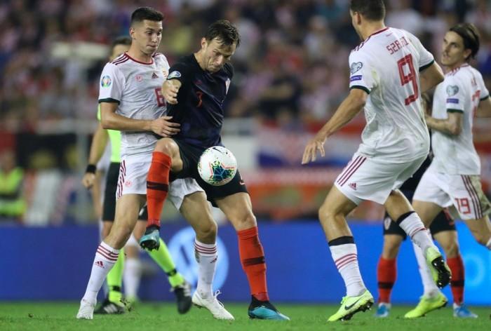 كرواتيا تعزز صدارتها للمجموعة الخامسة في تصفيات أمم أوروبا
