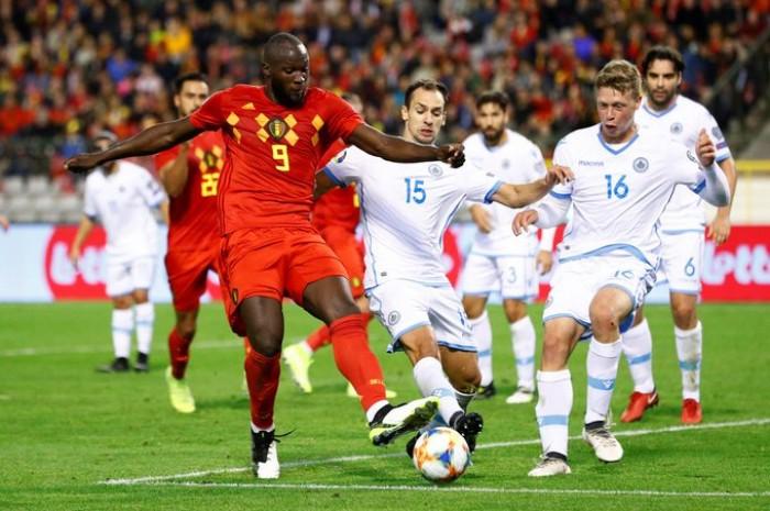بلجيكا تكتسح سان مارينو بتسعة أهداف وتتأهل رسميا لنهائيات اليورو