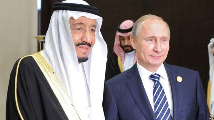 المملكة وروسيا تخططان لتوقيع اتفاقات بأكثر من ملياري دولار