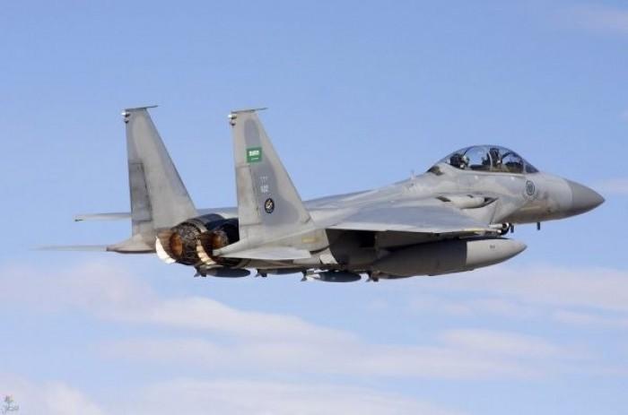 طيران التحالف يقصف مواقع الحوثيين في صعدة