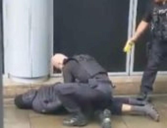 الشرطة البريطانية تقبض على مشتبه به في حادث طعن مانشستر