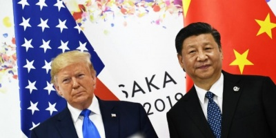 ترامب: محادثات التجارة بين أمريكا والصين تسير على ما يرام
