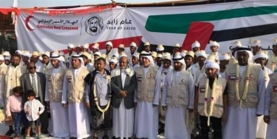 بجهود إنسانية فائقة.. الإمارات تحمل راية السلام في المناطق المحررة (ملف)