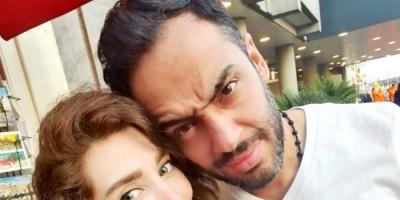 رامي جمال يوجه رسالة رومانسية لزوجته