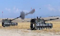 لليوم الرابع.. قصف تركي مكثف على رأس العين شمالي سوريا