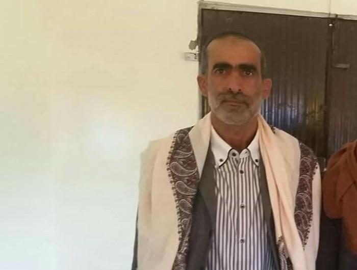 استشهاد الشيخ الشوكي برصاص قناص حوثي شمالي الضالع