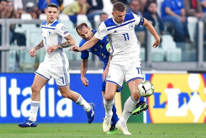 المنتخب البوسني يهزم فنلندا 4 / 1 في تصفيات يورو 2020