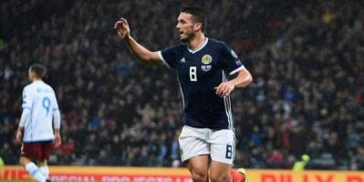 ثلاثية ماكجين تقود اسكتلندا لفوز كبير على سان مارينو في تصفيات يورو 2020