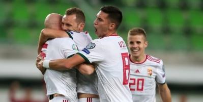 المجر تعبر أذربيجان بهدف في تصفيات يورو 2020