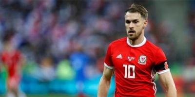 رامسي يغيب عن منتخب ويلز أمام كرواتيا بتصفيات يورو 2020