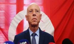 قيس سعيد يفوز برئاسة تونس بنسبة 75%