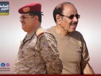 المقدشي يقلب الحقائق.. حشود مأرب تحركت لمواجهة الجنوب وليس الحوثي