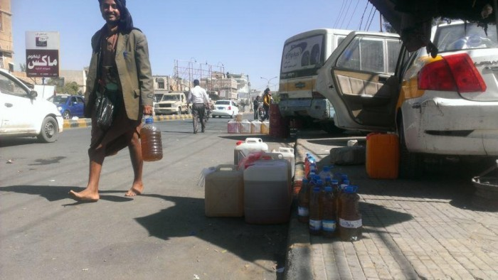 مليشيا الحوثي تصادر كميات كبيرة من النفط .. تفاصيل