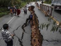 زلزال بقوة 5 درجات يضرب منطقة إندونيسية