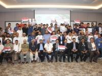 بعيدا عن سفارة اليمن.. أبناء الجنوب في ماليزيا يحتفلون بذكرى ثورة ١٤ أكتوبر