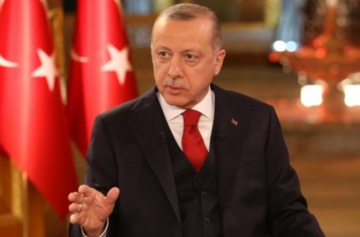 أردوغان: انتشار الجيش السوري على الحدود غير مقلق