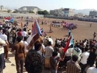 بحضور قادة الانتقالي.. أهالي ردفان يحتفلون بذكرى ثورة 14 أكتوبر (صور)