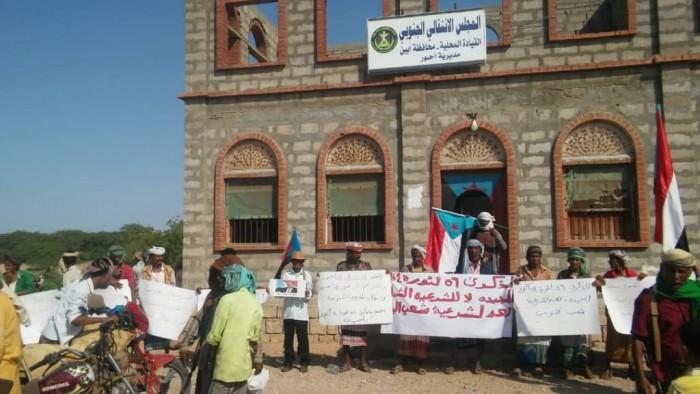 بقيادة الانتقالي.. مسيرة جماهيرية في أحور احتفالا بذكرى ثورة 14 أكتوبر