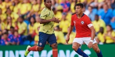مدرب تشيلي:أليكسيس سانشيز يغيب ثلاثة أشهر بسبب الإصابة